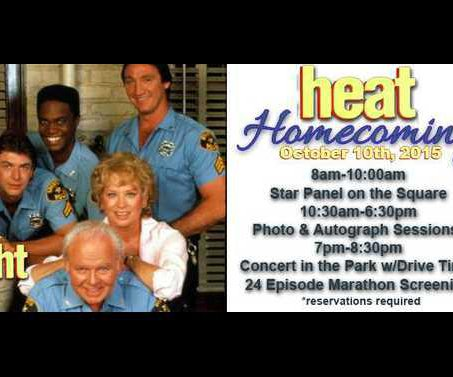 heat of the night homecoming october 10 2015