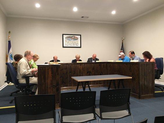 Porterdale City Council