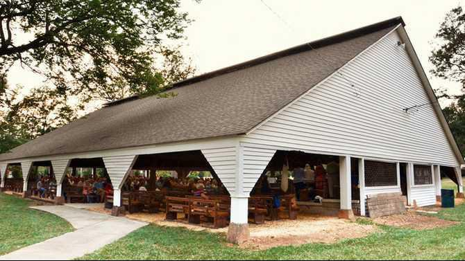 Salem campmeeting tabernacle 2012 camp-house