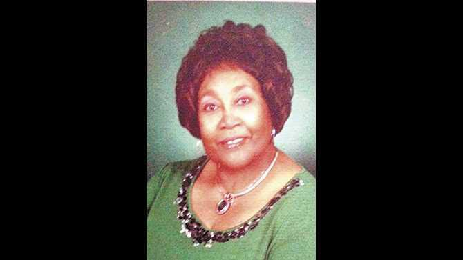 Bald-Rock-Baptist---Picture-of-Mother-Gloria-Green