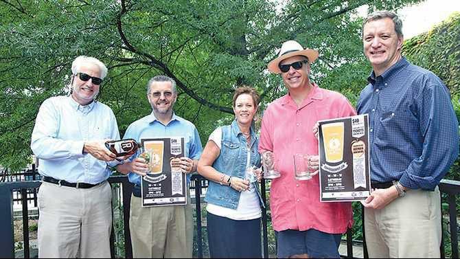 Conyers Beer Festival organizers 2015 inaugural fest Rockdale News