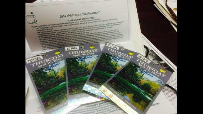 Masters pamphlets