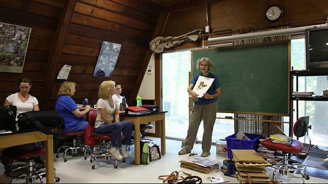 Oxford environmental institute teachers