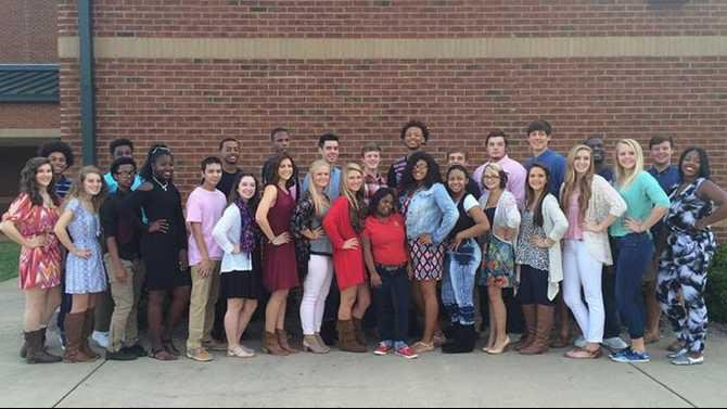 alcovy homecoming court