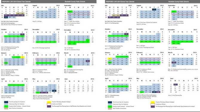 school-calendar-options