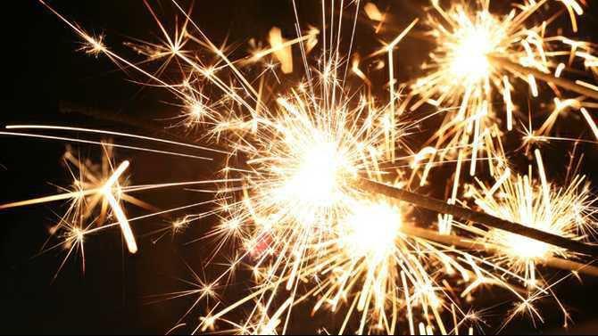 sparklers