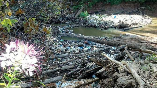 yellow river-clean-up