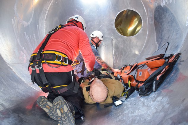 Shire Confined Space Training