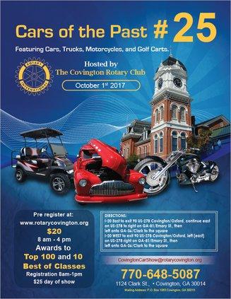Rotary Car Show