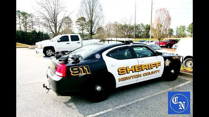 Newton County Sheriff Car 2---WEB