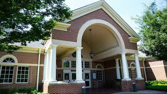 Covington-Newton-Library