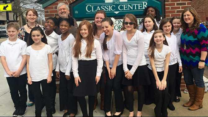 2016 Elementary Statewide Honor Chorus 3