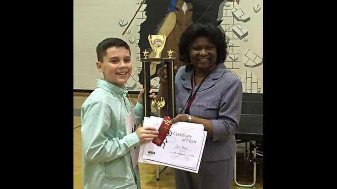 Regional Award Picture