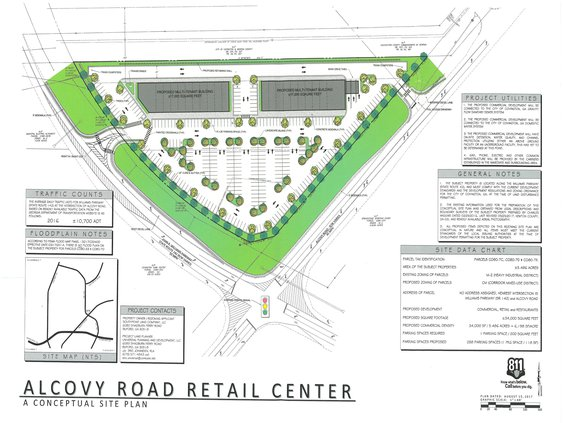 Alcovy Road Retail