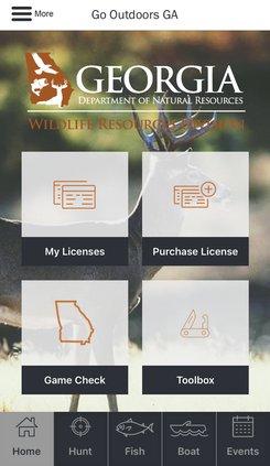 GA Outdoors App