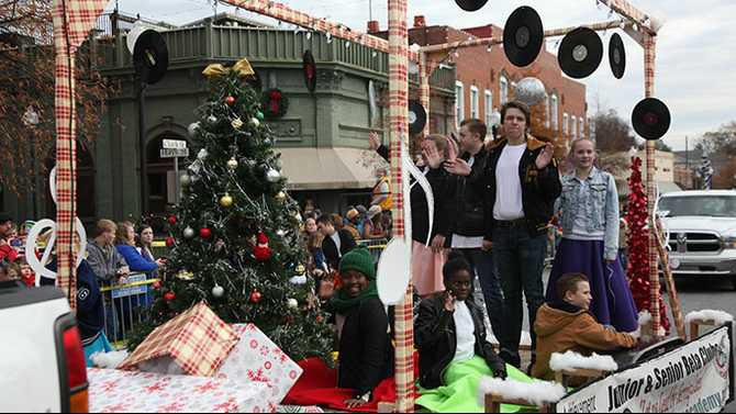 Bailey Christmas Parade 2021 Christmas Marches Through Covington The Covington News