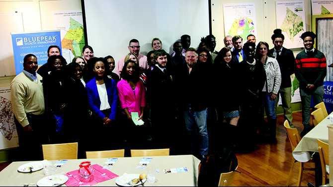 ebi students and mentors