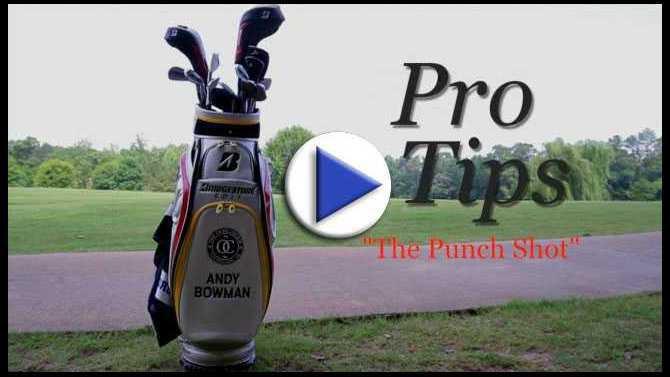 pro tips video golf thumbnail