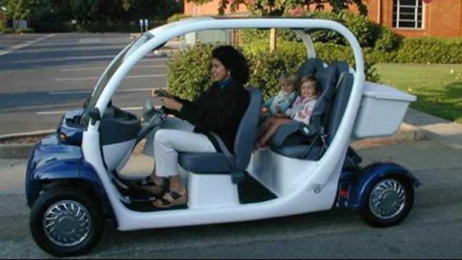 golf-cart-family