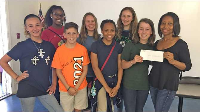 2016-NCTS-Student-Council-Donation