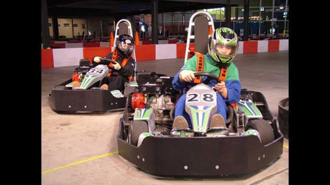 Andretti Karting and Games