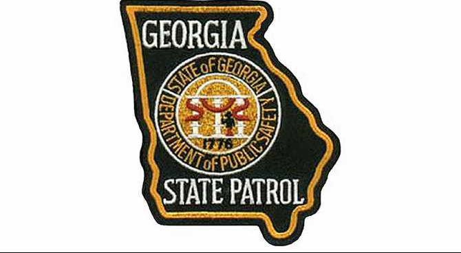 Georgia State Patrol patch