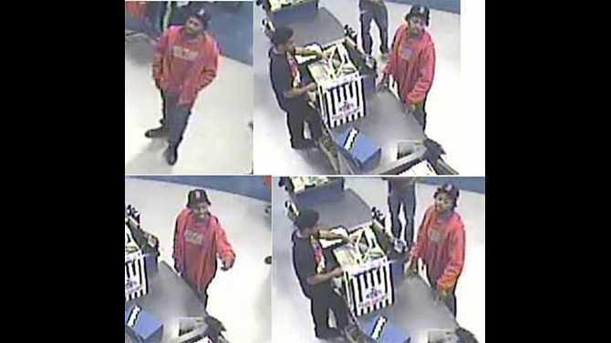 2-15-13 BOLO-Hill-Phoenix car breakins-south-dekalb-mall-foot-locker