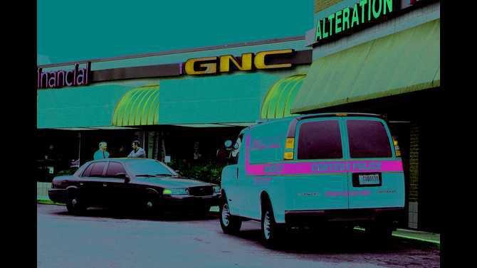 GNC with Police Car