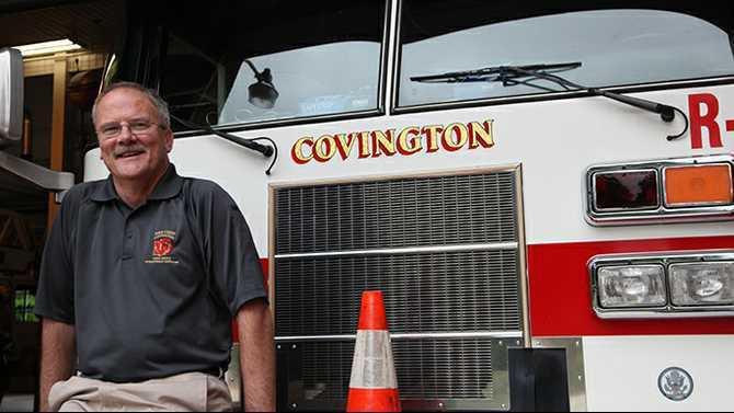 John McNeil Covington Fire Department chief retires IMG 0031