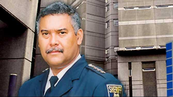 Sheriff Thomas Brown dkso view2