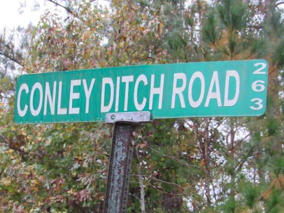 Conley Ditch Road