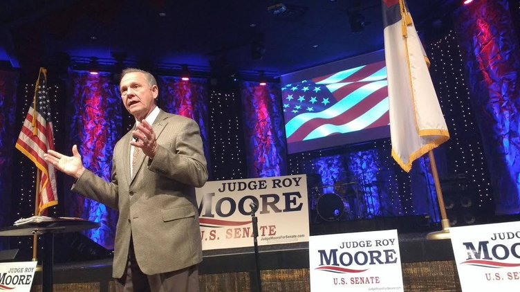 Roy Moore Speaks