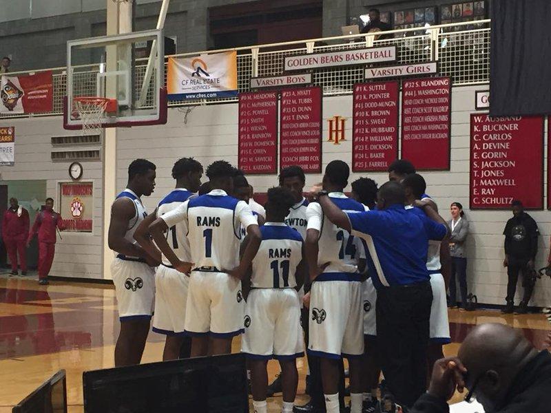 Newton Rams Basketball