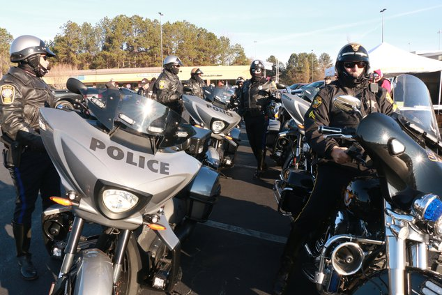 NCSO Toy Ride