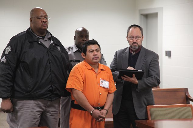 Garcia-Martinez meets judge