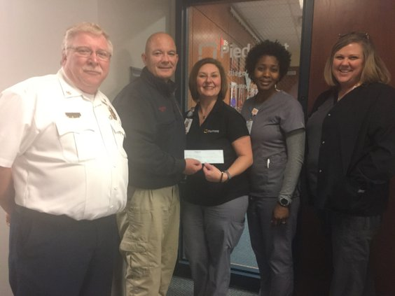 CFD donation