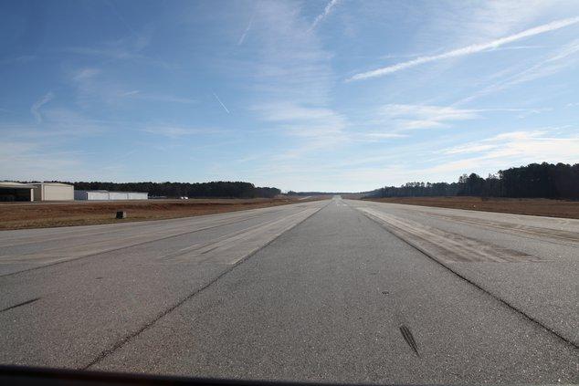 Covington airport