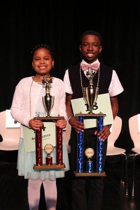 Veterans Memorial Middle School student wins NCSS spelling bee