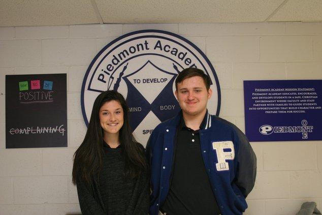 Piedmont Academy Val & Sal