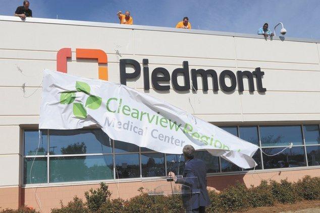 Piedmont Walton is Open