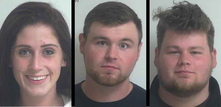 Hard Labor Creek Arrests