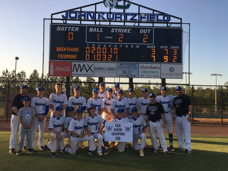 Piedmont Academy Baseball