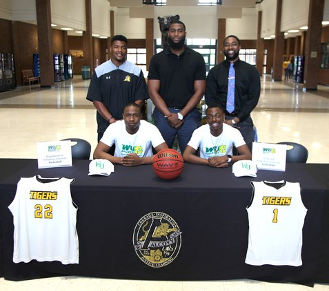 Alcovy Signings