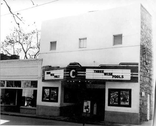 Old-movie-theater2 Conyers