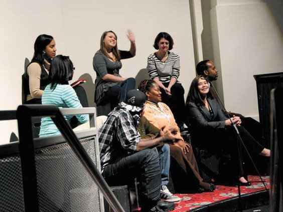 Stand-Up-show-RCHS-discussi