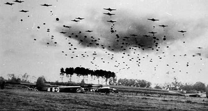 Veterans Story Guy Gunter D-Day-landing-zone
