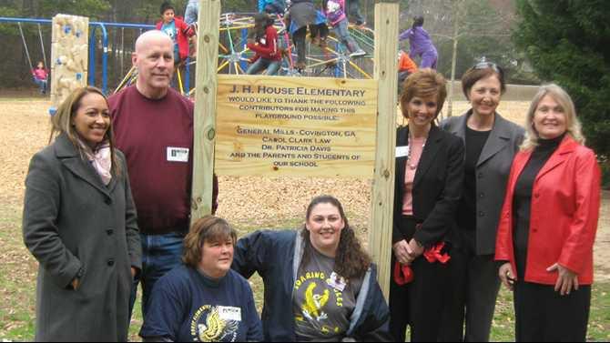 JH House playground dedication IMG 7823