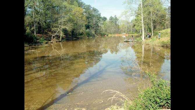 Elks Aidmore Bubbas-Pond
