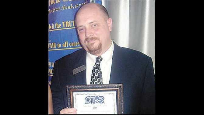 RCA teacher Chris Mays 2013 Salem STAR