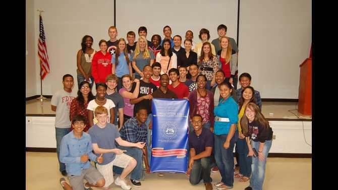 Magnet STEM certification - students DSC 0158